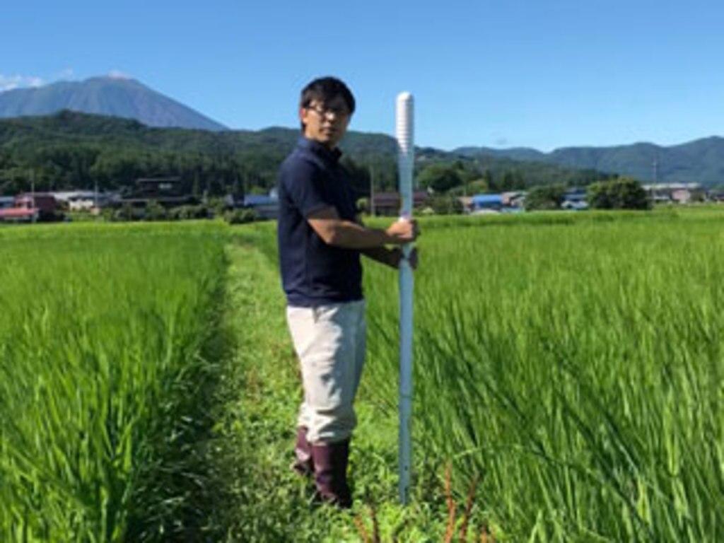 MIHARAS設置先:岩手県滝沢市 酒米研究会