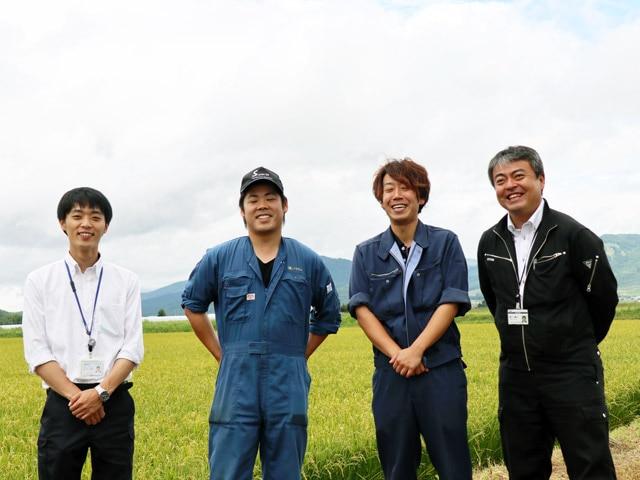 MIHARAS設置先:北海道 ホクレン農業協同組合連合会