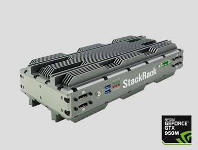 High-function PC STACKRACK