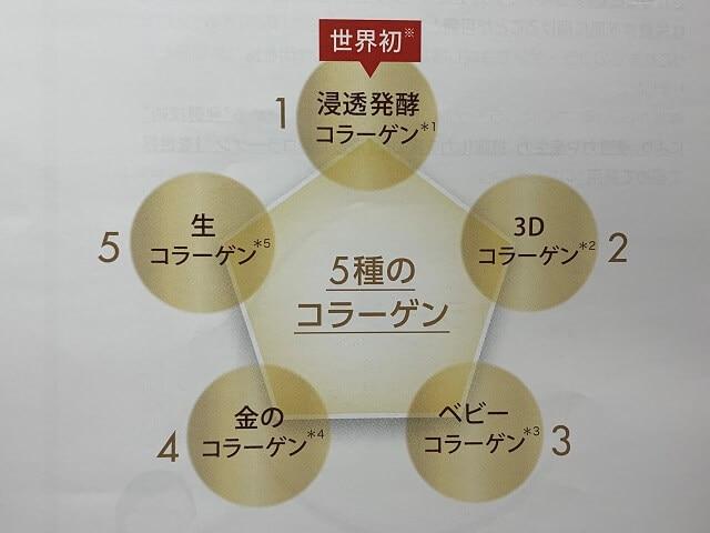 5種類のコラーゲンとリフトアップ成分配合!ドクターシーラボのオールインワンクリーム エンリッチリフトEX