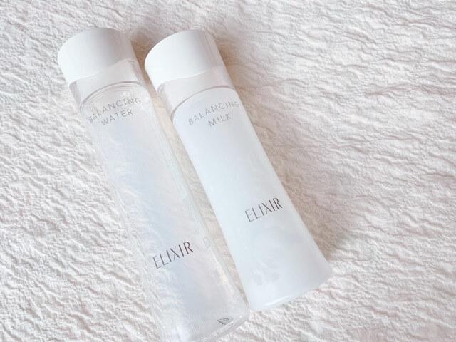 皮脂分泌が過剰な方はオイルコントロール効果のある化粧水&乳液
