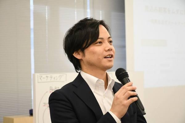 株式会社ベーシック マーケティングマネージャー 河村和紀(かわむらかずき)