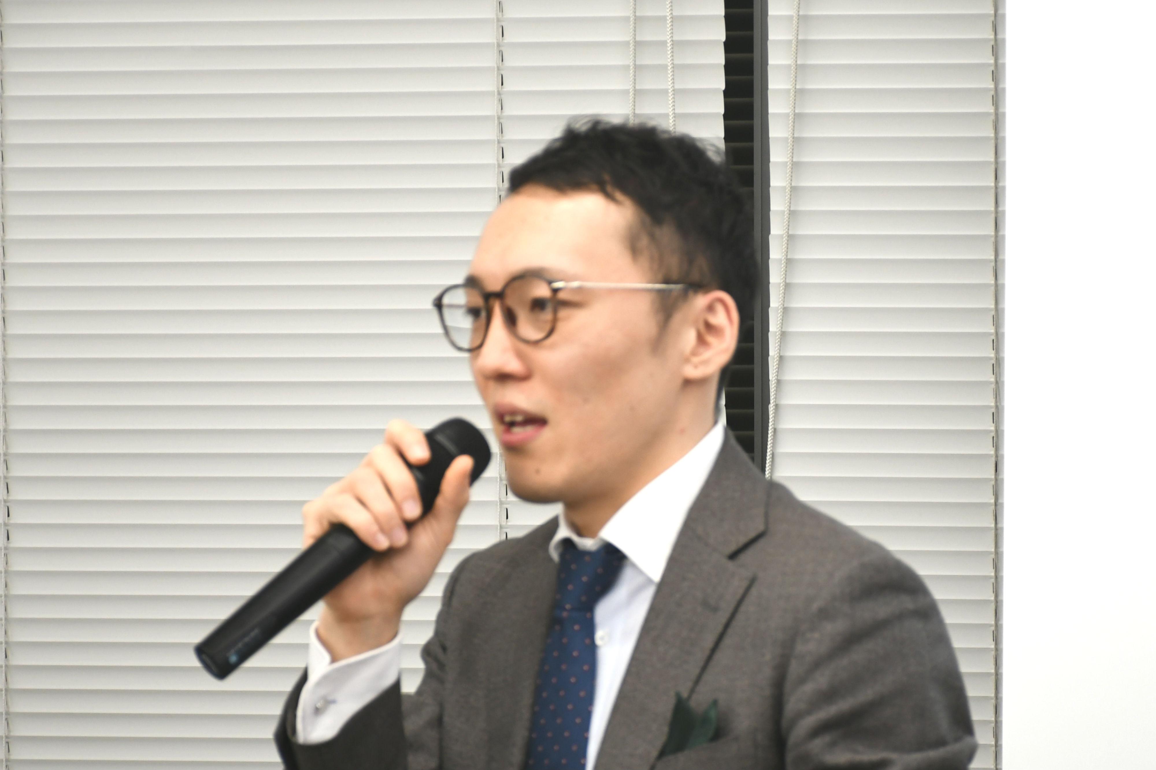 株式会社セールスフォース・ドットコム 広瀬佑貴(ひろせゆうき)氏