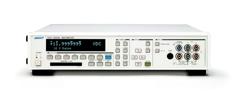 6581 デジタル・マルチメータ