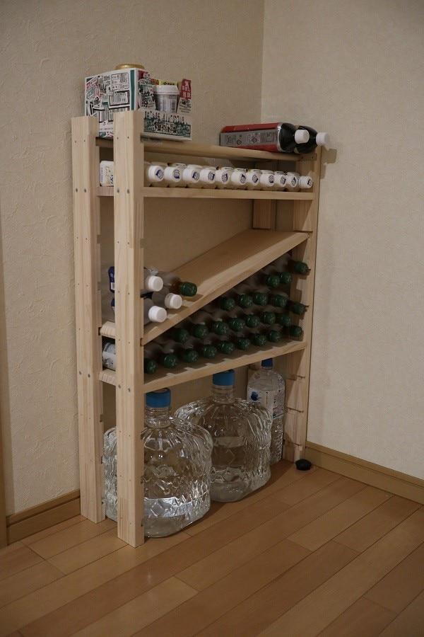 収納 ペット ボトル