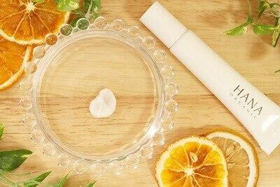 HANAオーガニック ホワイトジクリーム