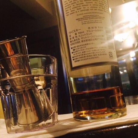 荒木町 Bar バー