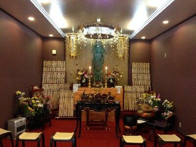 ペット葬儀 法要 供養の観音堂