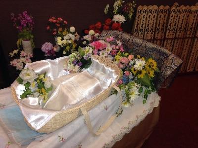 ペットご遺体用寝台