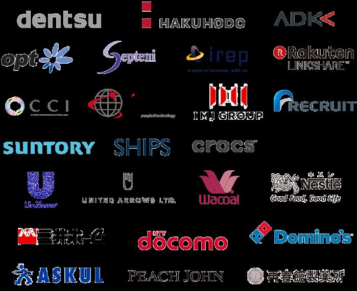 AdFlow導入企業