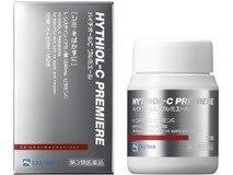 L-システイン、アスコルビン酸に、肌細胞の新陳代謝を促す効果のあるパントテン酸カルシウムを配合しているハイチオールC プルミエール