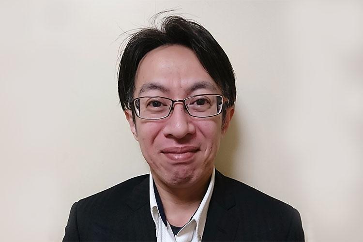 勝俣 智成 氏